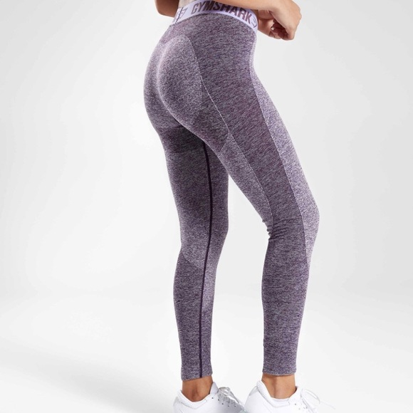 49f20a481b084 Gymshark Pants | Purple Flex Leggings | Poshmark